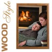 Klapprahmen - Wood Style