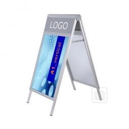 Kundenstopper Design Compasso C1
