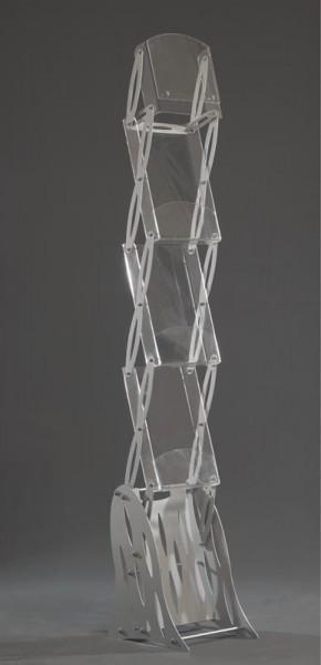 Prospektständer Plexi 3xA4