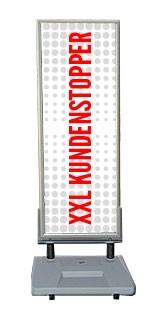 Kundenstopper XXL
