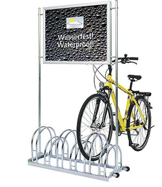 Fahrradständer Infosign