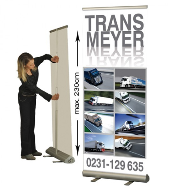 Roll - Up - Banner