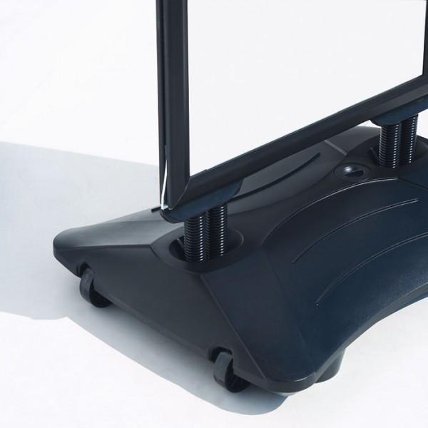Kundenstopper Swingmaster - Black Edition